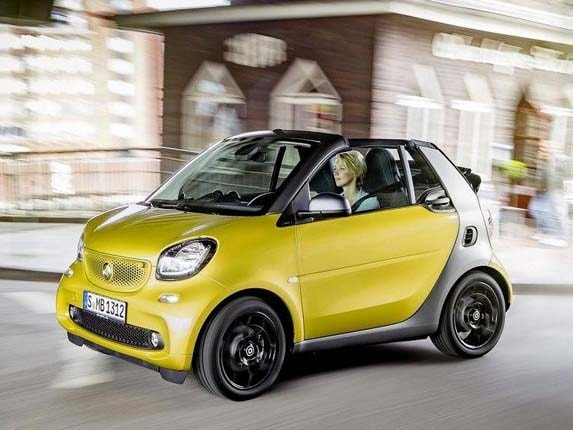 2017 smart fortwo cabrio revealed   kelley blue book