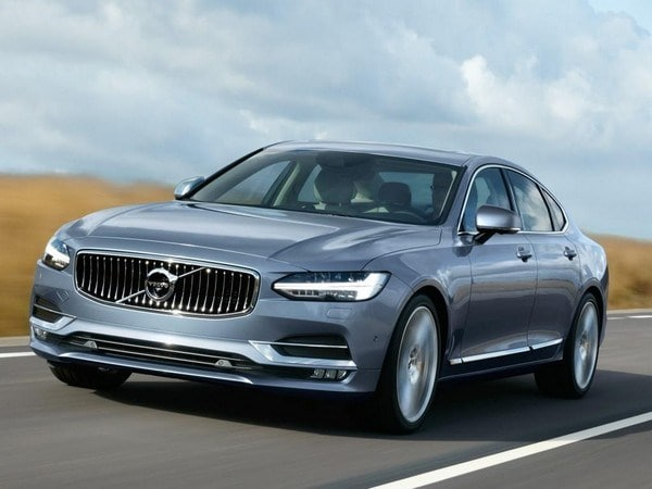 2017 volvo s90 sedan unveiled kelley blue book. Black Bedroom Furniture Sets. Home Design Ideas