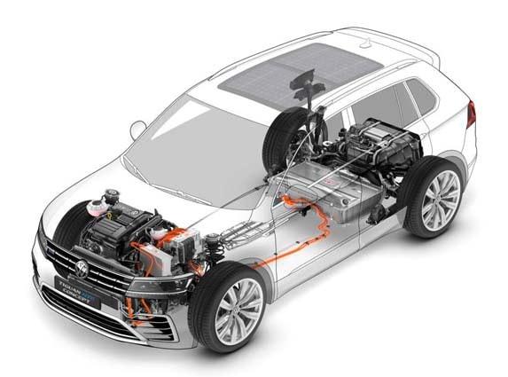 2017 Volkswagen Tiguan First Look: Volkswagen's Compact ...