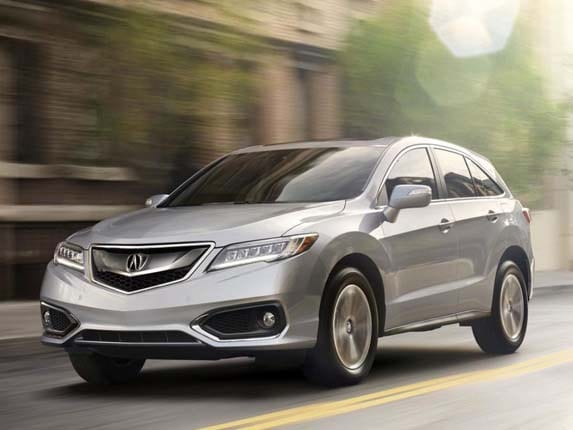 Acura Earns Top Safety Rating Across Entire U S Line