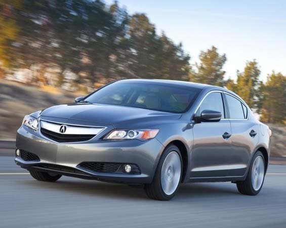 2017 Acura Ilx Pricing Starts At 27 945 Hybrid Variant Dropped