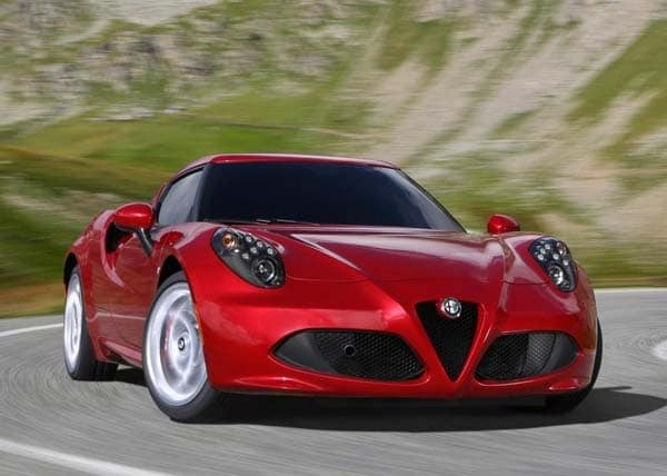 alfa romeo names north american dealers | kelley blue book