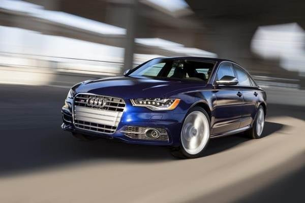 2013 Audi S6/Audi S7/Audi S8: Fast-lane free-for-all