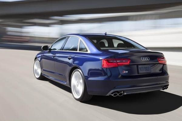 2013 Audi S6/Audi S7/Audi S8: Fast-lane free-for-all 1