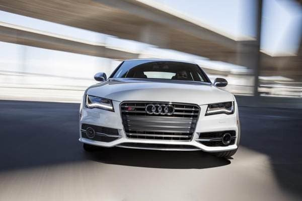 2013 Audi S6/Audi S7/Audi S8: Fast-lane free-for-all 3