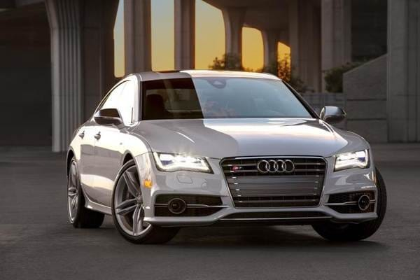 2013 Audi S6/Audi S7/Audi S8: Fast-lane free-for-all 6