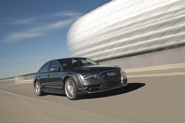 2013 Audi S6/Audi S7/Audi S8: Fast-lane free-for-all 13