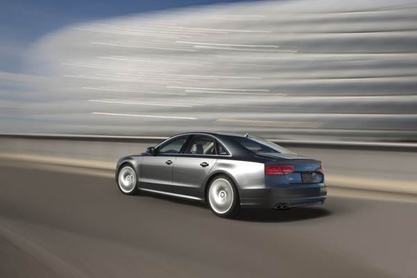 2013 Audi S6/Audi S7/Audi S8: Fast-lane free-for-all 14