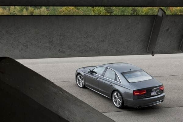 2013 Audi S6/Audi S7/Audi S8: Fast-lane free-for-all 15