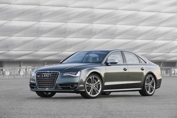 2013 Audi S6/Audi S7/Audi S8: Fast-lane free-for-all 16