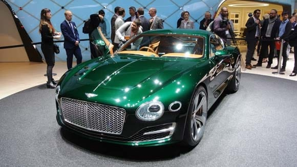 Bentley Exp 10 >> Bentley Exp 10 Speed 6 Concept May Be Showroom Bound