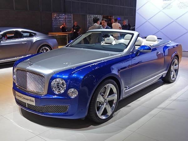 Bentley Grand Convertible More Than A Concept Kelley