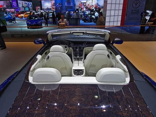 Bentley Grand Convertible: More than a concept   Kelley Blue Book