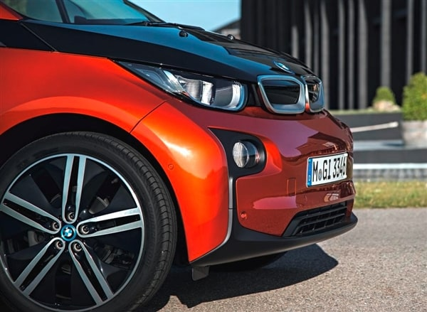 The 2014 BMW i3: BMW Reveals its Version of the Future 2