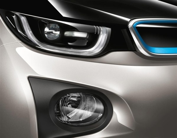 The 2014 BMW i3: BMW Reveals its Version of the Future 10