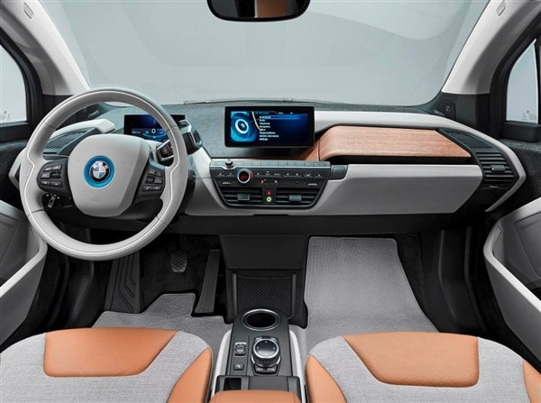 The 2014 BMW i3: BMW Reveals its Version of the Future 5