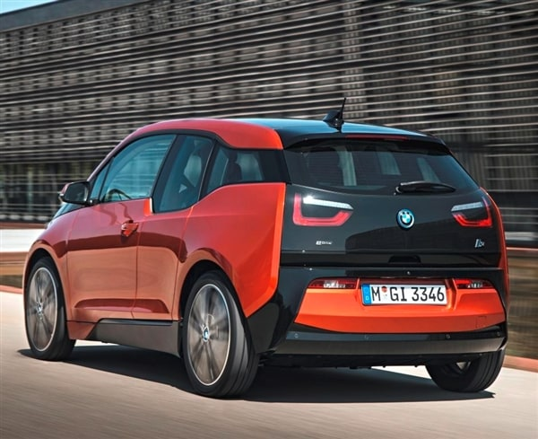 The 2014 BMW i3: BMW Reveals its Version of the Future 1