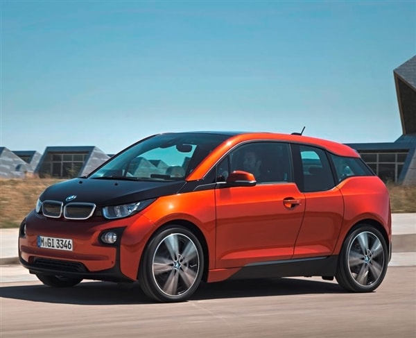 The 2014 Bmw I3 Bmw Reveals Its Version Of The Future Kelley Blue