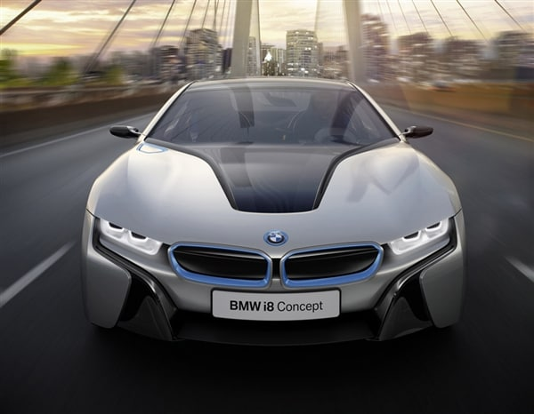 2015 Bmw I8 Will Highlight The Automaker S Frankfurt Debut List