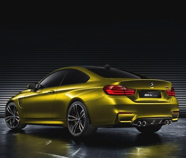 BMW Concept M4 Coupe Revealed