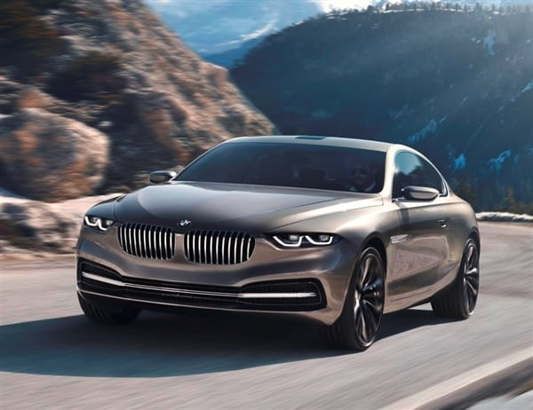 Bmw Pininfarina Gran Lusso Coupe Arrives In Style Kelley