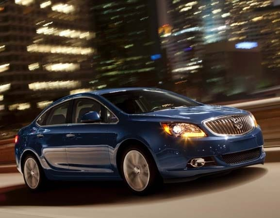 2015 Buick Verano: 4G LTE and Wi-Fi hotspot added - Kelley ...