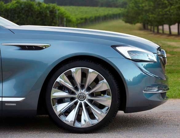 Buick Avenir Concept Future Flagship For A Global Brand Video