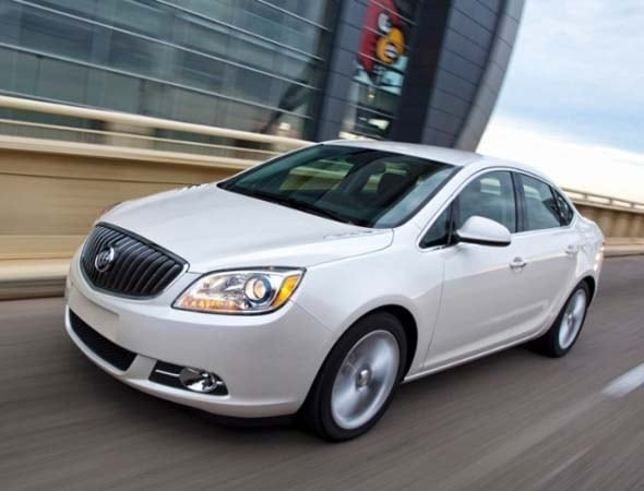 Buick Makes Rear Backup Cameras Standard On All 2015