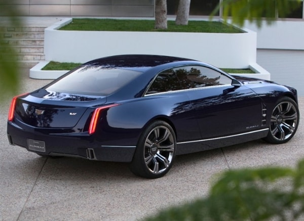 Cadillac Elmiraj Concept Points The Way Toward Tomorrow