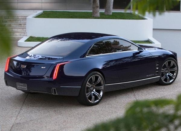 Cadillac Ciel Price >> Cadillac Elmiraj Concept points the way toward tomorrow ...