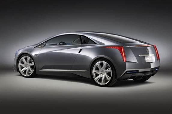 Cadillac Elr Plug In Hybrid Will Go On Late 2017 Kelley Blue Book