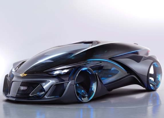 New Roads Auto Loans >> Chevrolet FNR Concept melds fact and fantasy - Kelley Blue Book