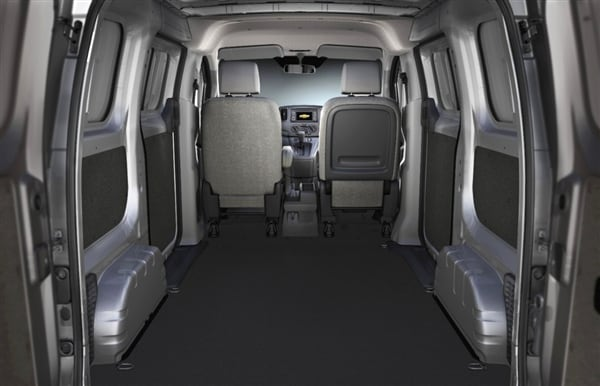 New 2015 Chevy City Express Will Be Based On Nissan Nv200 Kelley Blue Book