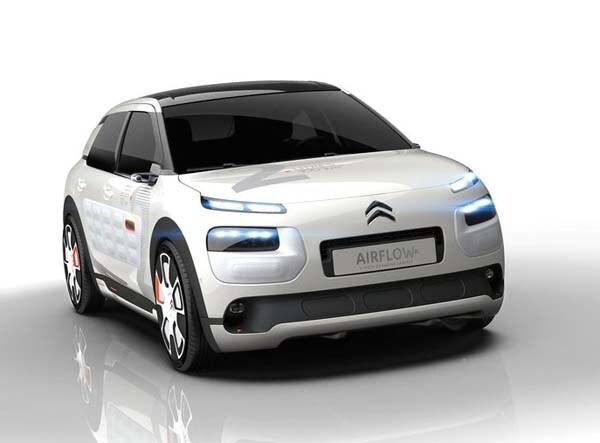 citroen c4 cactus airflow 2l concept unusual gas air hybrid kelley blue book. Black Bedroom Furniture Sets. Home Design Ideas