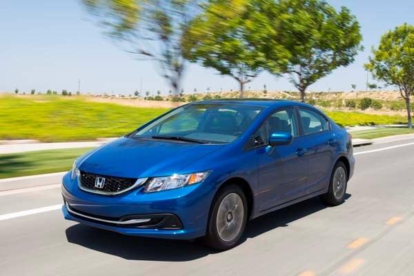 2014 Honda Civic EX The Stalwart Keeps Its Step Kelley