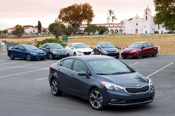kia forte  features  technology   price kelley blue book