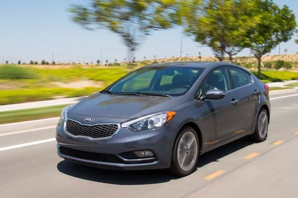 2015 Kia Forte EX: Features And Technology For A Price | Kelley Blue Book