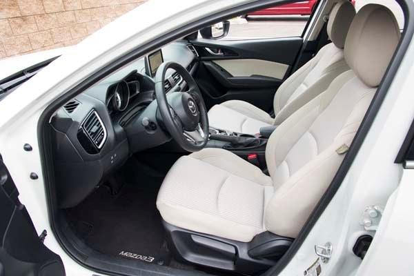 2014 Mazda Mazda3 i Touring: Attractive on Many Levels 32