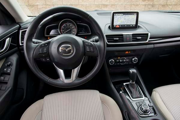 2014 Mazda Mazda3 i Touring: Attractive on Many Levels 24