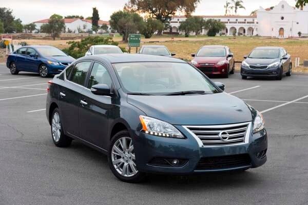2014 Nissan Sentra SL: Reconsider Me 8