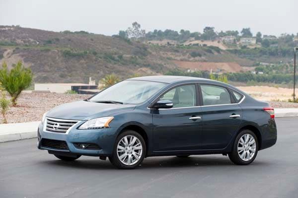 2014 Nissan Sentra SL: Reconsider Me