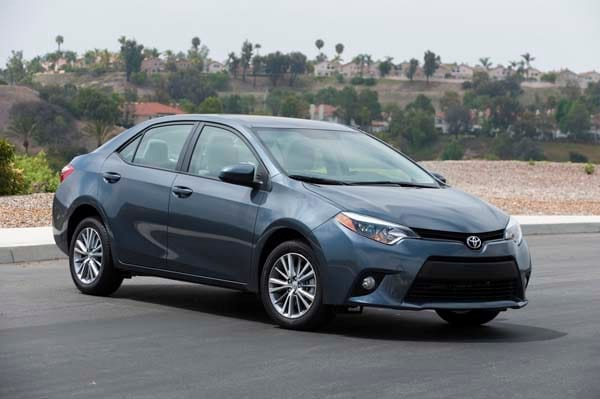 2016 Toyota Corolla Buyer S Guide Kelley Blue Book