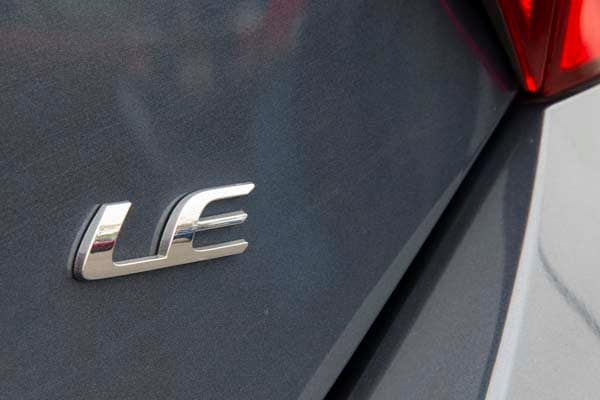 2014 Toyota Corolla LE Plus: Bestseller Tries On a Designer Suit 15