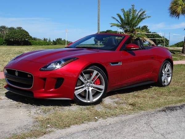 2014 Jaguar F-Type: Cruising Miami Beach in Style 5