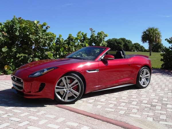 2014 Jaguar F-Type: Cruising Miami Beach in Style 6