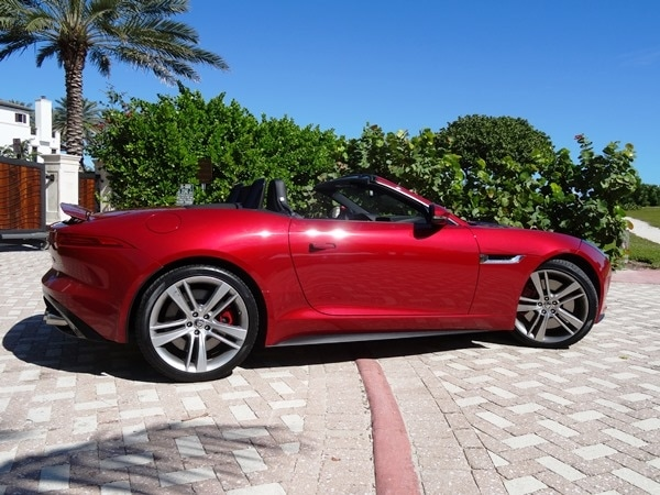 2014 Jaguar F-Type: Cruising Miami Beach in Style 8