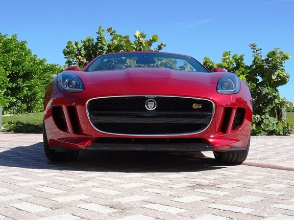 2014 Jaguar F-Type: Cruising Miami Beach in Style 10