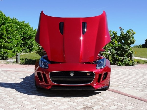 2014 Jaguar F-Type: Cruising Miami Beach in Style 12
