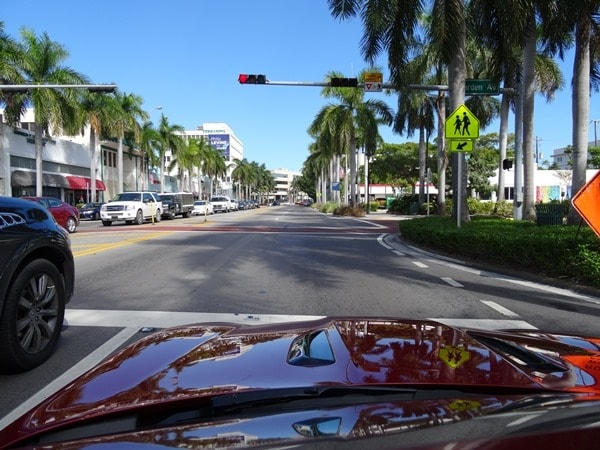 2014 Jaguar F-Type: Cruising Miami Beach in Style 24