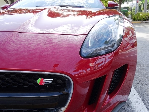2014 Jaguar F-Type: Cruising Miami Beach in Style 16